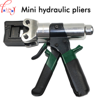 Manual hydraulic pressure pliers HT 150 mini cable clamps pressure copper wire 4 150 mm2 hydraulic tools
