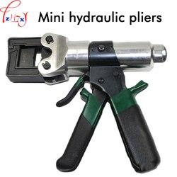 Ręczne hydrauliczne szczypce dociskowe HT-150 mini-zaciski kablowe ciśnienia drut miedziany 4-150 mm2 narzędzia hydrauliczne