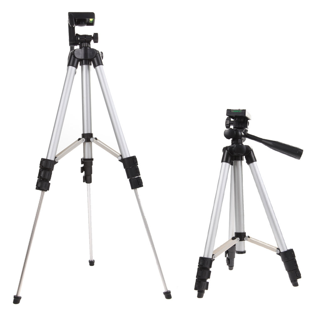 Professionale camera tripod holder stand + tavolo/pc holder + portacellulare + carry bag per iphone samsung