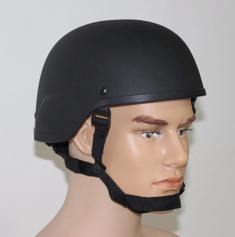 Tactical Mich 2000 Proof-bullet Kevla Helmet Combat ProofBullet Helmets Airsoft Paintball Mlitary America NIJ IIIA Helmet