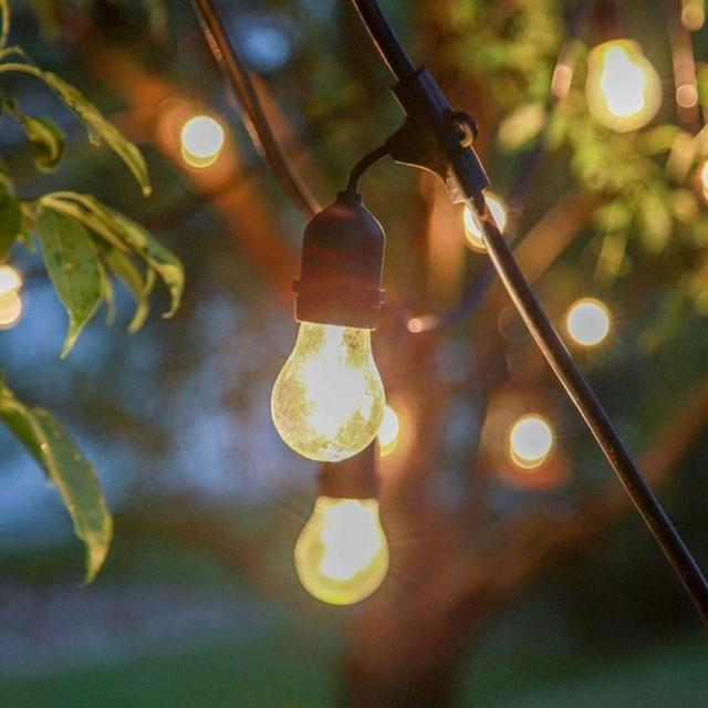 Vintage retro style led outdoor festoon party lights fairy string vintage retro style led outdoor festoon party lights fairy string light fixture aloadofball Choice Image