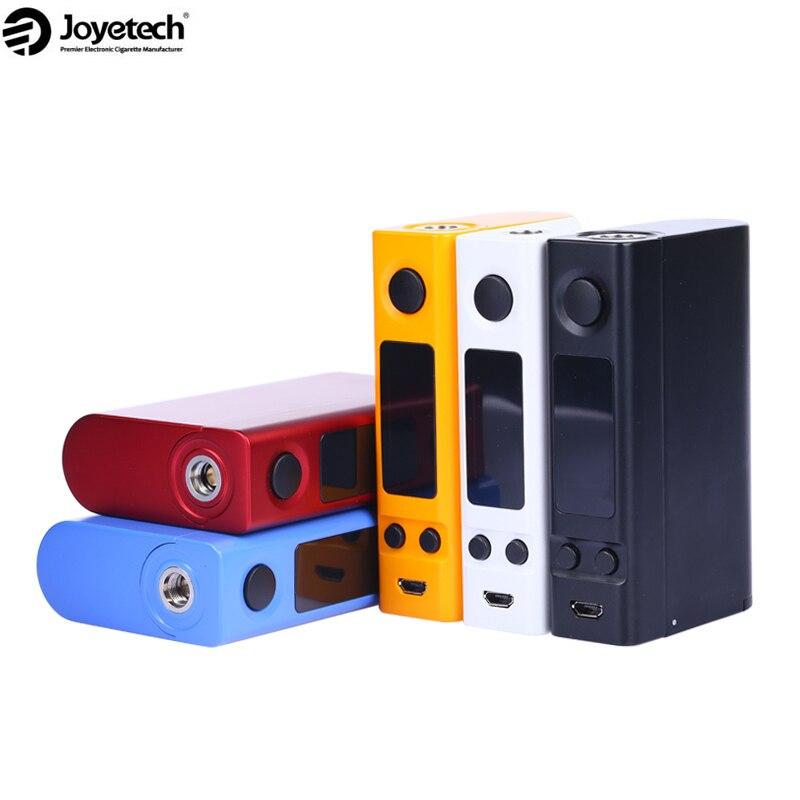 Original joyetech evic VTC dual mod TC caja mod VV/TC modo cigarrillo electrónico sin 18650 batería RTC enorme vapor vaporizador