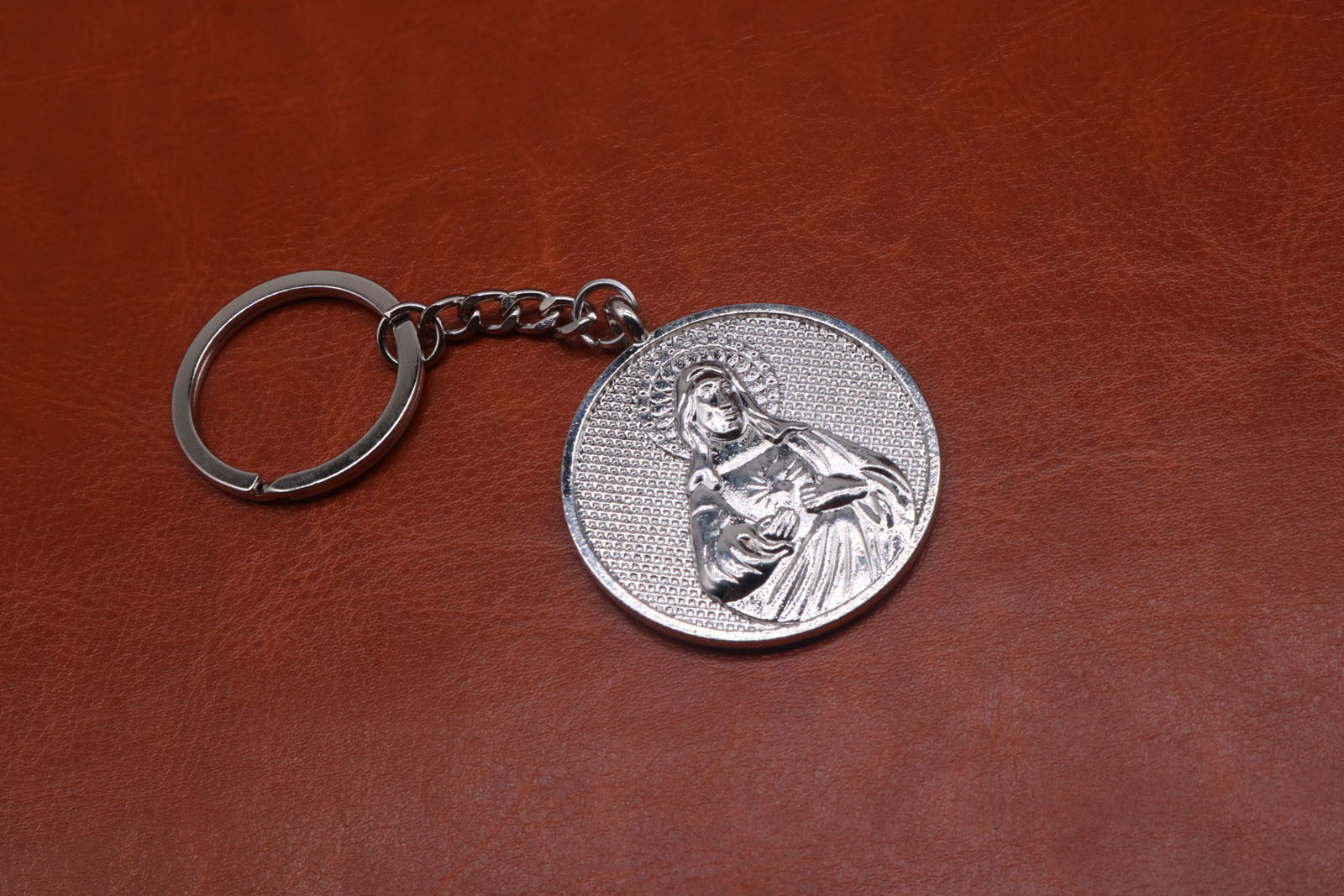 Notre Dame Jesus key chain UNIX Mary Jesus Key Chain Key Chain Handbag gift accessories free shipping