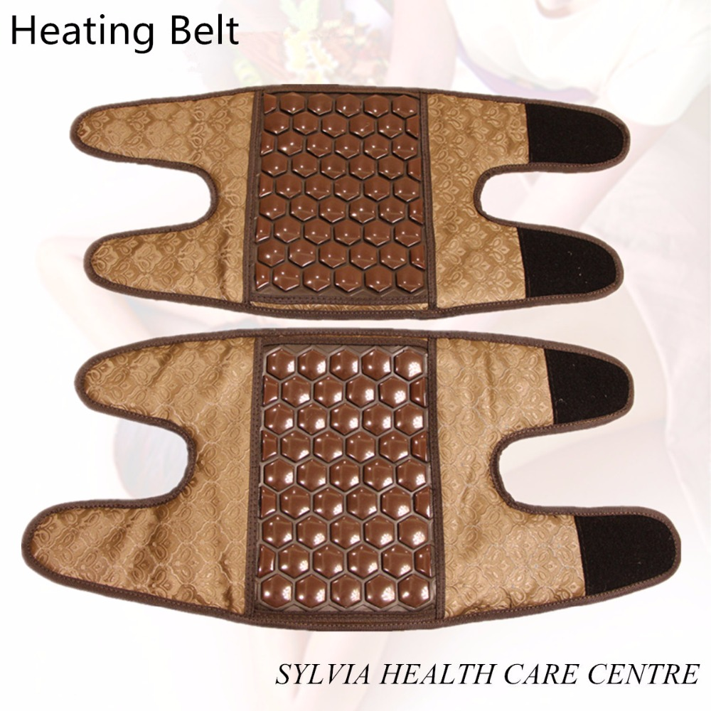 2017 new gift for parents Wholesale heating natural ocher stone heat belt health heating belt tourmaline heating kneepad support swisse natural sourced from soybeans lecithin support liver health