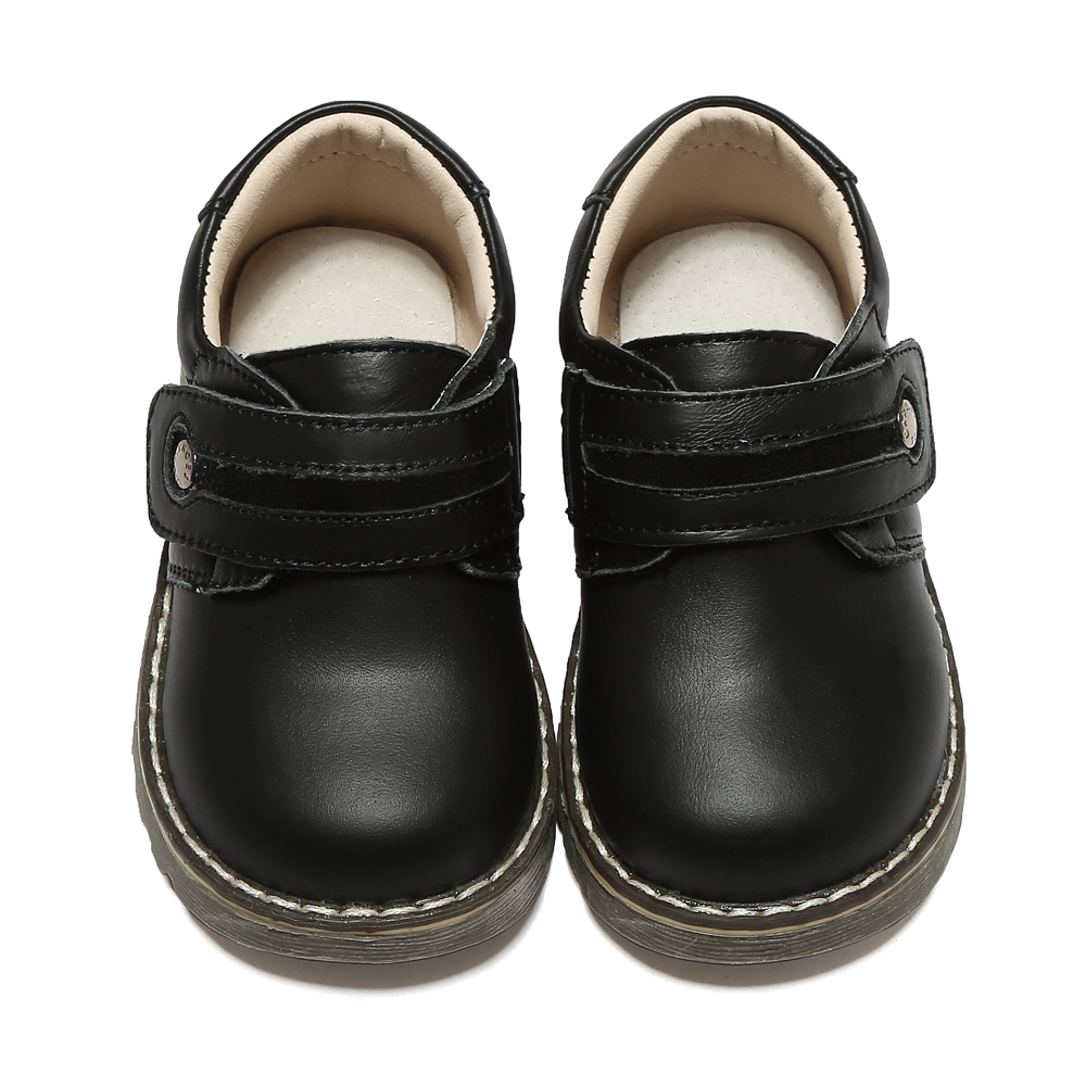Image 4 - boys school shoes genuine leather student shoes black spring autumn footwear for kids chaussure zapato menino children shoesLeather Shoes   -