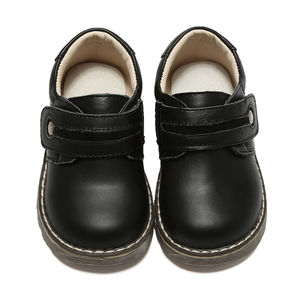 Image 4 - boys school shoes genuine leather student shoes black spring autumn footwear for kids chaussure zapato menino children shoes