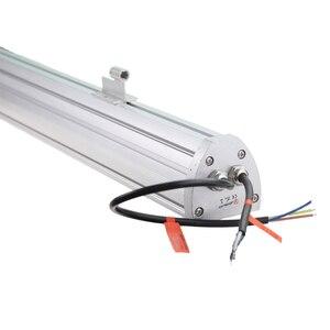 Image 2 - חיצוני חזית בניין מקרן 36 W IP65 DC24V אלומיניום LED מכונת כביסה קיר בר אור Led מבול אור חיצוני עבור מלון