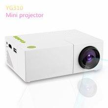 YG310 ЖК-Проектор Hd Мультимедиа LED Проектор YG 310 переносной Аппарат Мини-проектор proyector Пико-Проекторы
