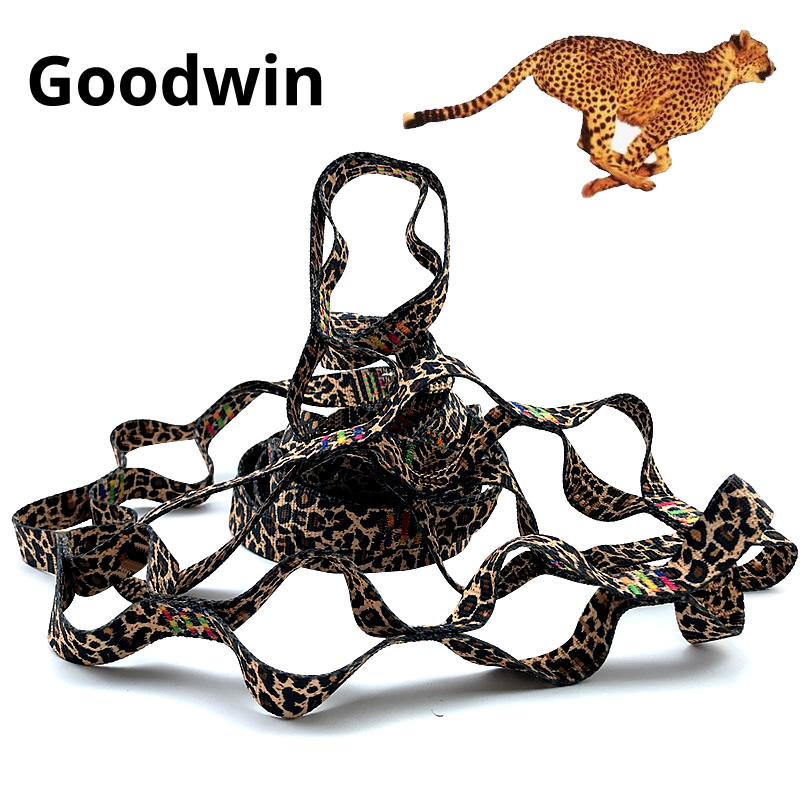 Goodwin Hammock Tree Straps 2500*20MM Loading 1500kg 15+1 Loops