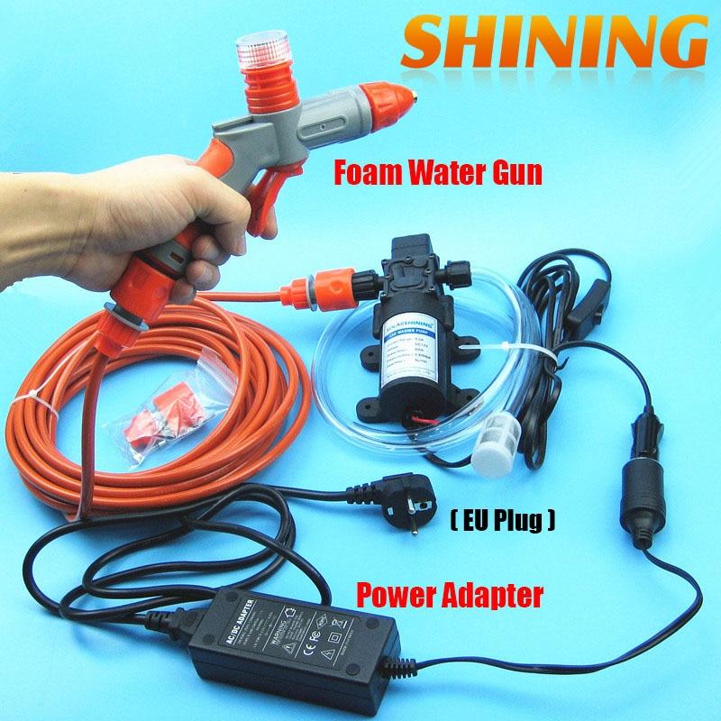 Online Shop With EU Plug Power Adapter 110/220V 110-240V Car Washer ...