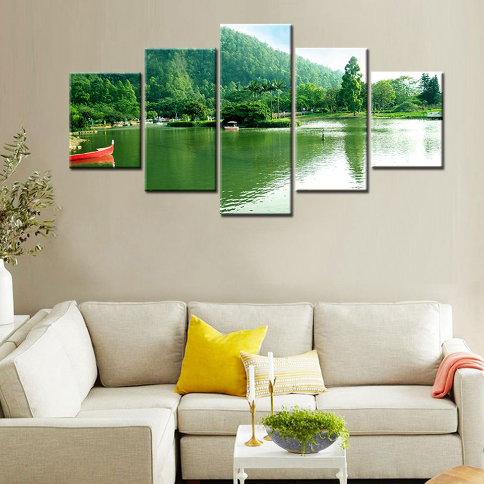 Modern HD Printed Pictures Wall Art Home Decor Frame Canvas Painting ...