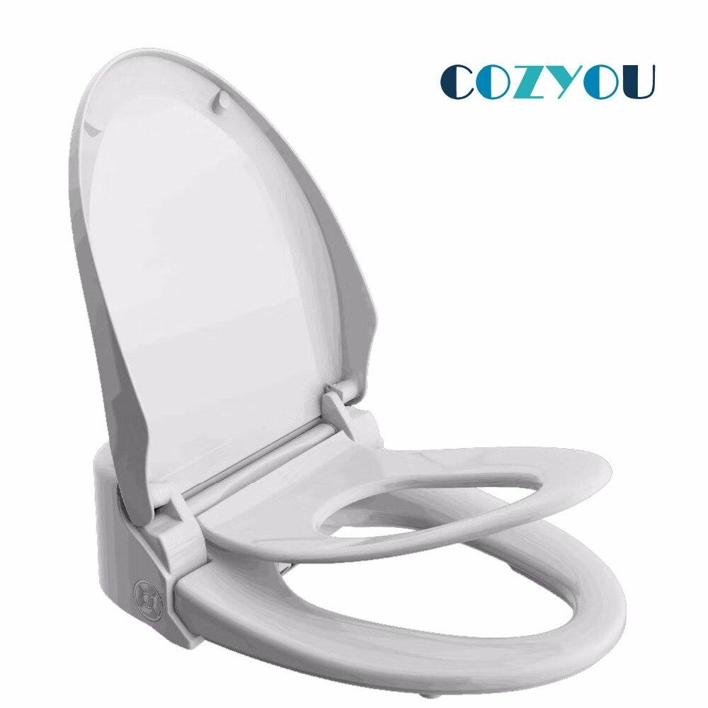 Smart V Shape Toilet Seat Child Seat Wireless Remote Control