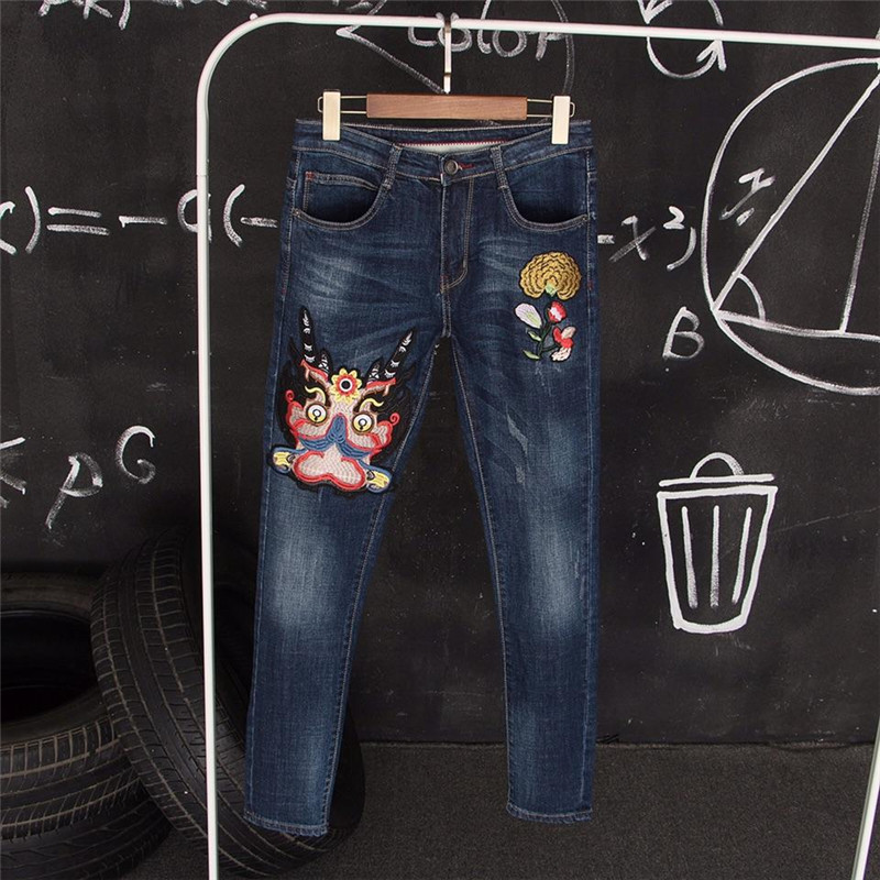 Brand New 2017 High Quality jeans trousers  Fashion style