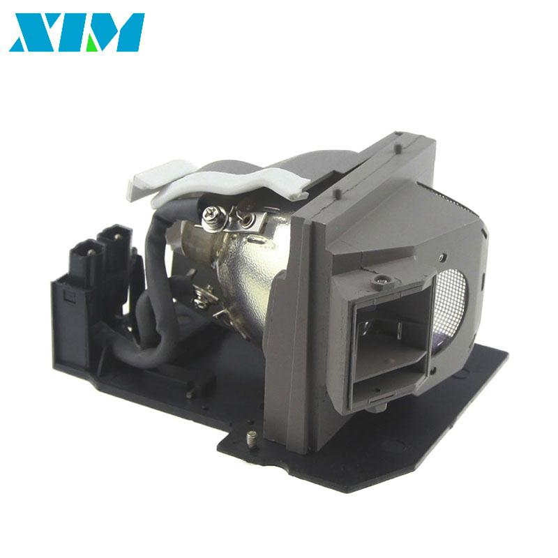 Projector Replacement Lamp 725-10046 with good quality housing for Dell 5100MP 725-10046 / 310-6896 / N8307 VIP350W