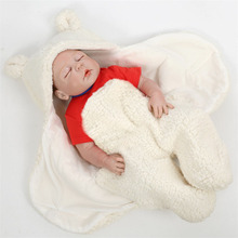Warm Winter Baby Swaddle