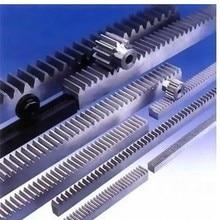 2 шт./лот 1Mod 1 модуль высокая точность зубчатая рейка сталь 10*10*500 мм+ 2 шт 1 м 17 зубчатая шестерня