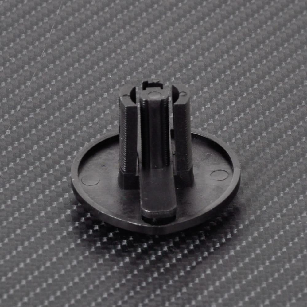 CITALL 2pcs Clip de cierre de faro 1248210520 para Mercedes Benz W124 - Accesorios de interior de coche - foto 4