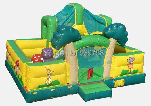 Завод прямых надувные игрушки, надувные игры, раздувной хвастун, надувные горки CN-012