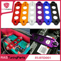 JDM Style Car Battery Tie Down Fit for Civic / CRX 88-00, S2000 for Integra with Logo  RS-BTD001