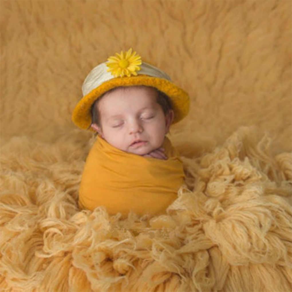 50 см * 150 см новые Новорожденные фото реквизит обертывания, вязать мягкий стрейч фотография Реквизит обертывания гамак фото пеленать одеяла стрейч вязать