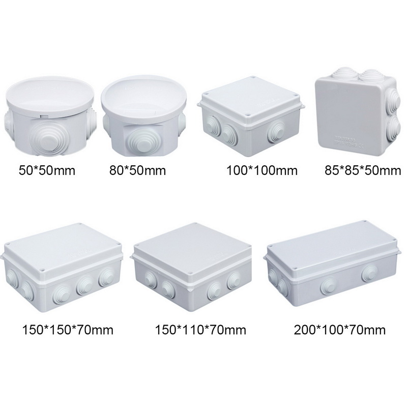 Waterproof Plastic Junction Box