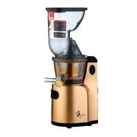 Big Mouth Electric Juicer Automatic Fruit Vegetable Citrus Juice Machine Electric Slow Juicer Multi Function Food Processor T Q9