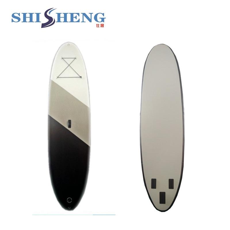 Nyt udviklet oppustelig SUP Board Surfboard helt foran med skridsikre pude