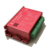 Dc 24 v-48 v 브러시리스 모터 스핀들 드라이버 bldc 일치 mach3 cnc 조각 기계