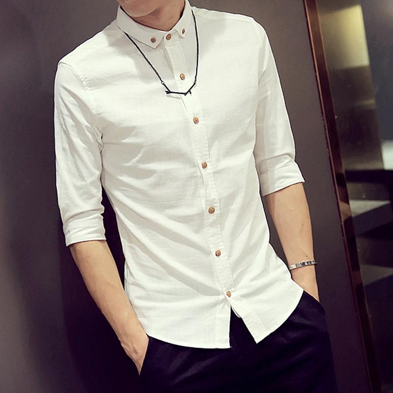 Aliexpress.com : Buy Camisa Masculina Men Shirt 2015 Early Fall ...