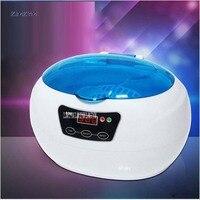 JP 890 220 V 110 V Digital Timer Ultrasonic Cleaner Machine Ultra Sonic Bathroom Trash Cleaning Home Appliances Home Cleaning