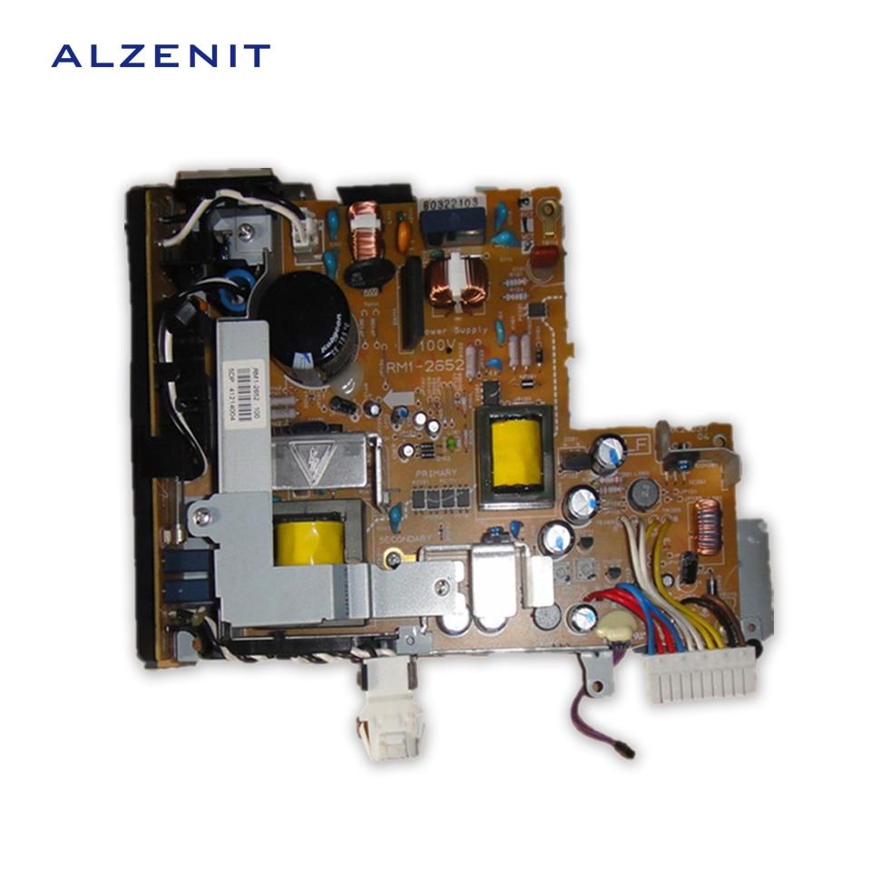 все цены на  For HP5200 LaserJet 5200 5200L Original Used Power Supply Board Printer Parts 220V On Sale  онлайн