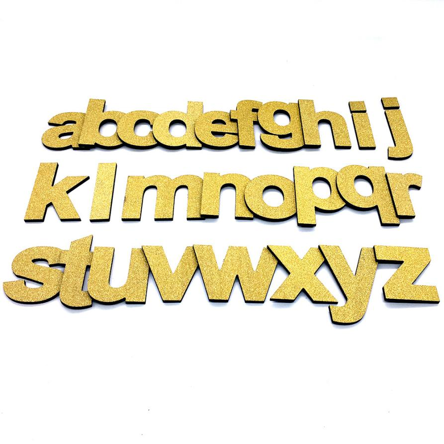 Buy gold letters for wall and get free shipping on AliExpress.com