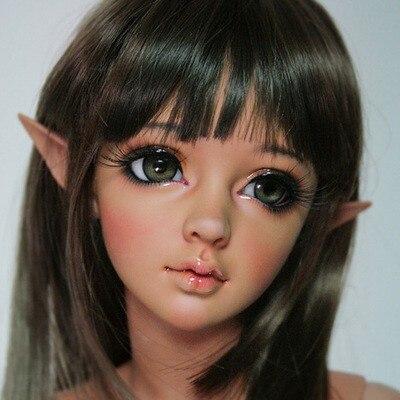 Poupée Empire poupée 1/3 bjd Elf oreilles SD poupées à envoyer livraison gratuite