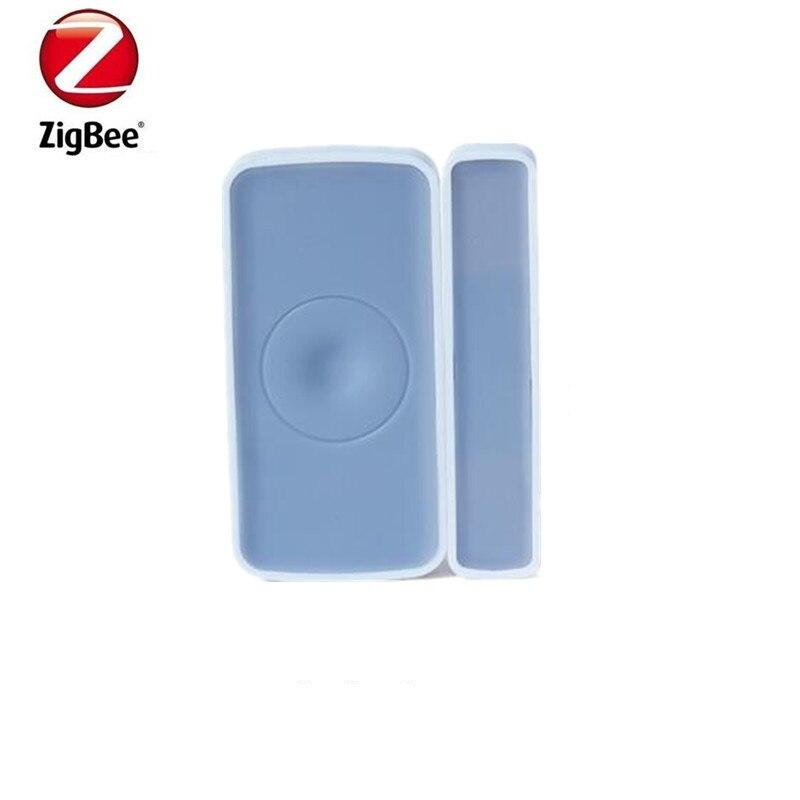 Free Shipping Heiman ZigBee Door Magnetic Sensor Window Detector Alarm For Smart Security Home System With SmartZone App Control