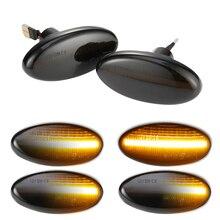 ISincer 2 шт. светодиодный динамический боковой маркер указатель поворота светильник последовательный мигалка светильник для MAZDA 3 для MAZDA 2 5 MPV