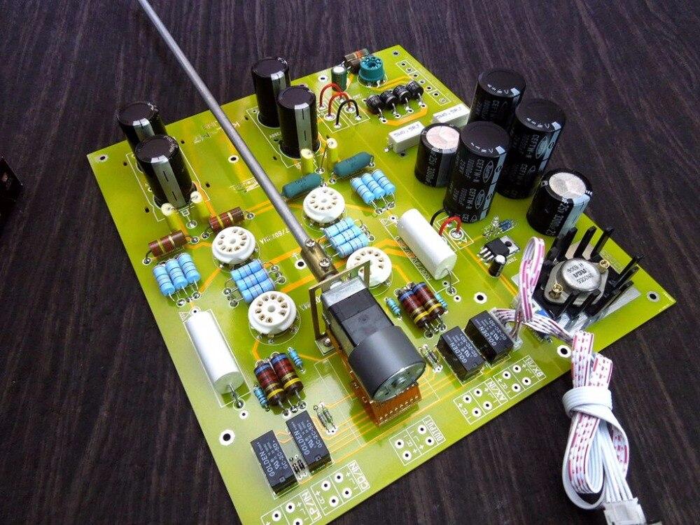 High   end Hi   Fi วาล์ว & สูญญากาศ Pre   Amplifier สเตอริโอ HiFi Preamp Board ขนาดใหญ่ PCB อ้างอิง Kondo M7 วงจร-ใน เครื่องขยายเสียง จาก อุปกรณ์อิเล็กทรอนิกส์ บน AliExpress - 11.11_สิบเอ็ด สิบเอ็ดวันคนโสด 1
