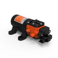35PSI 12V 24V Marine Water Pump Diaphragm Pump Water Transfer Motor for RV Caravan Boat Accessories Showers Toilets