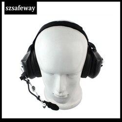 Kopfhörer Walkie talkie noise cancelling headset für Motorola CP160 EP450 GP300 GP68 GP88 CP88 CP040 CP100 CP125 CP140