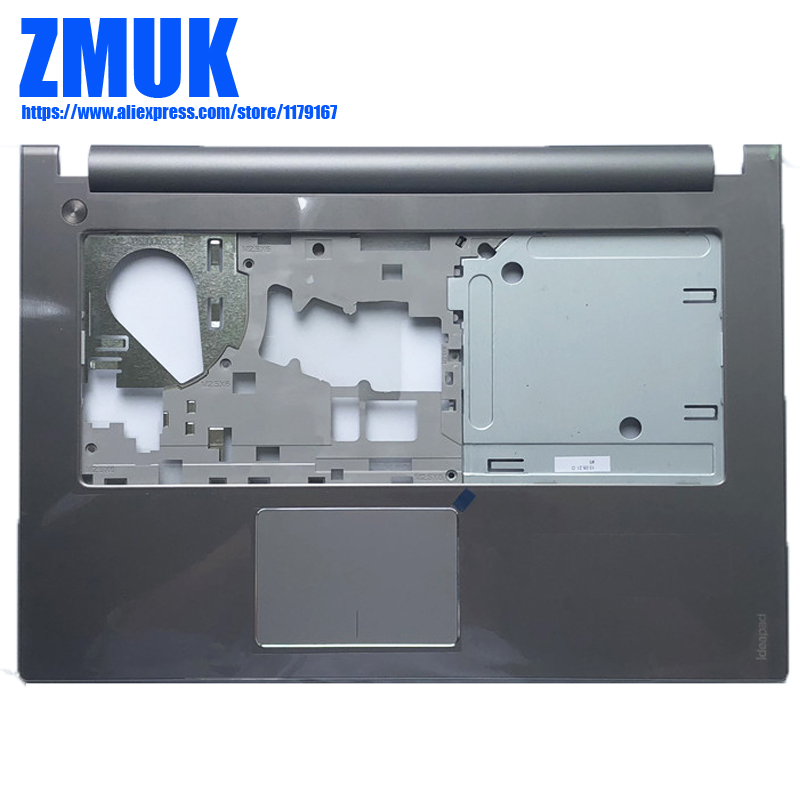 New Original Palmrest Cover w/ Touchpad For Lenovo z400 z500 p500 Series,P/N 90202448 90202121
