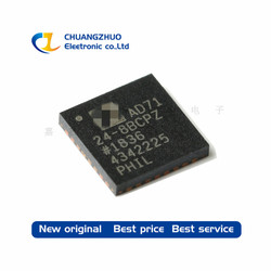 Nowy oryginalny AD7124-8BCPZ-RL7 AD7124 ADC 24BIT 8CH S/D 32LFCSP