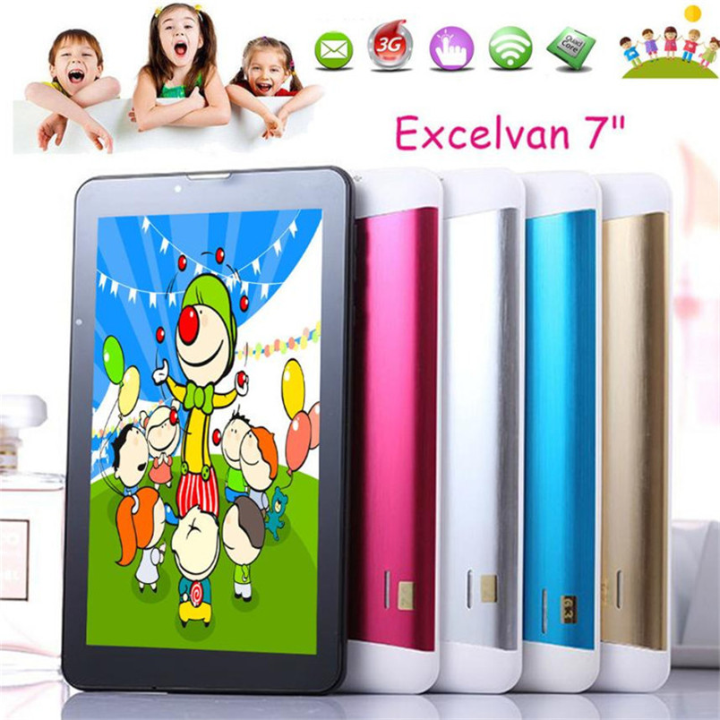 ФОТО Reliable  Kids Tablet PC 7'' Dual Core Android 4.4 8GB Dual Camera 1.2Ghz Wi-Fi