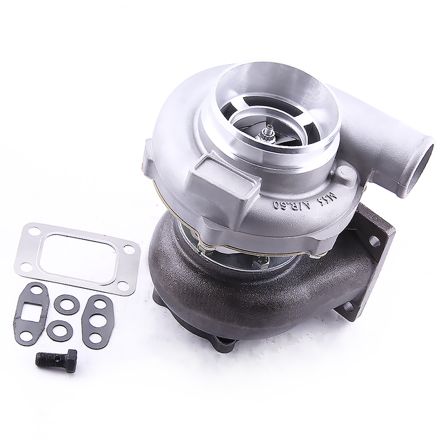 Universal Turbo GT3076R GT3037 T3 Flange For All 6 8 Cyl for Audi VW Opel T3 Flansch .60 A/R .82 A/R Turbine 500HP