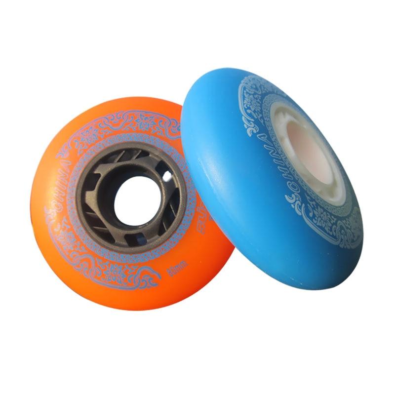 Roller For Roller Skates 88A 72 76 80mm Professional Slalom Sliding Inline Skates Roller For SEBA Sliding Skate Shoes  I37