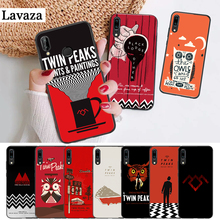 Lavaza Welcome To Twin Peaks Silicone Case for Huawei P8 Lite 2015 2017 P9 2016 Mimi P10 P20 Pro P Smart Z 2019 P30