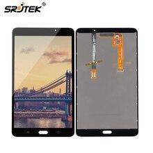 Srjtek dla Samsung Galaxy Tab 7.0 2016 SM-T280 SM-T285 T280 T285 Wyświetlacz LCD Ekran Dotykowy Digitizer Zgromadzenie Tablet PC części