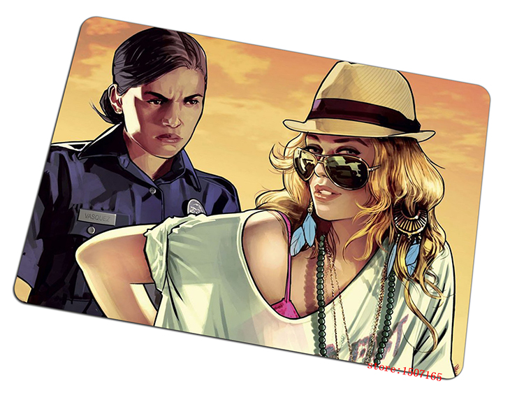 Grand Theft Auto mouse pad GRA sexy pad to mouse best seller mousepad gaming padmouse gamer to laptop keyboard mouse mats