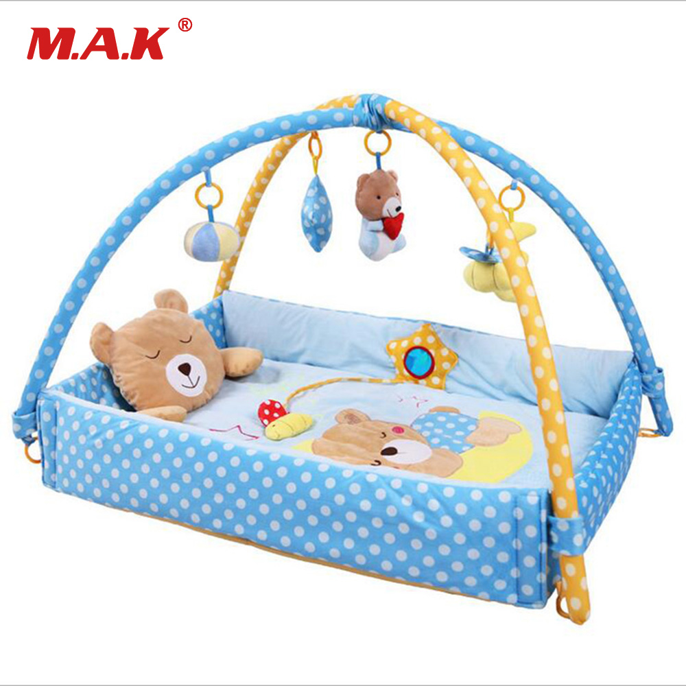 Hight Quality Super Soft Bady Multi-function Musical Play Mat Blanket Touch Games Puzzle Crawling Carpet Tapete Toys Gift ...