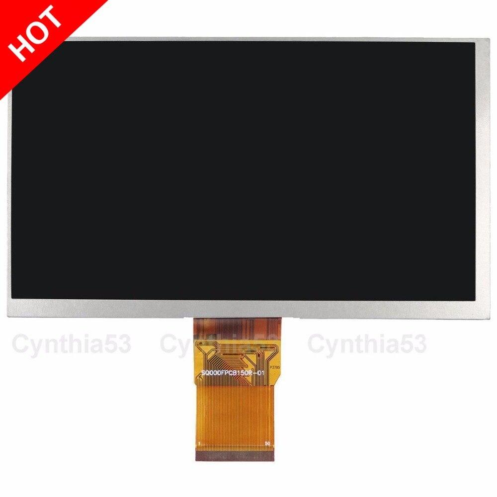 7 pouce LCD 9 pouce LCD SQ000FPCB150R-01 LCD Affichage écran