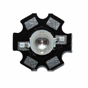 Image 5 - Diodo Led de alta potencia, 3W, 5W, 2 Chips, 3W, 5W, azul, 450nm, diodo UV, 395nm, IR, 730nm, 740nm, 50 Uds.