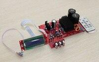 Placa Amplificador Digital TDA8950 Digital Com LCD